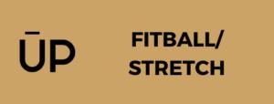 fitball stretch cwiczenia up