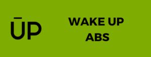wake up abs ćwiczenia fintess